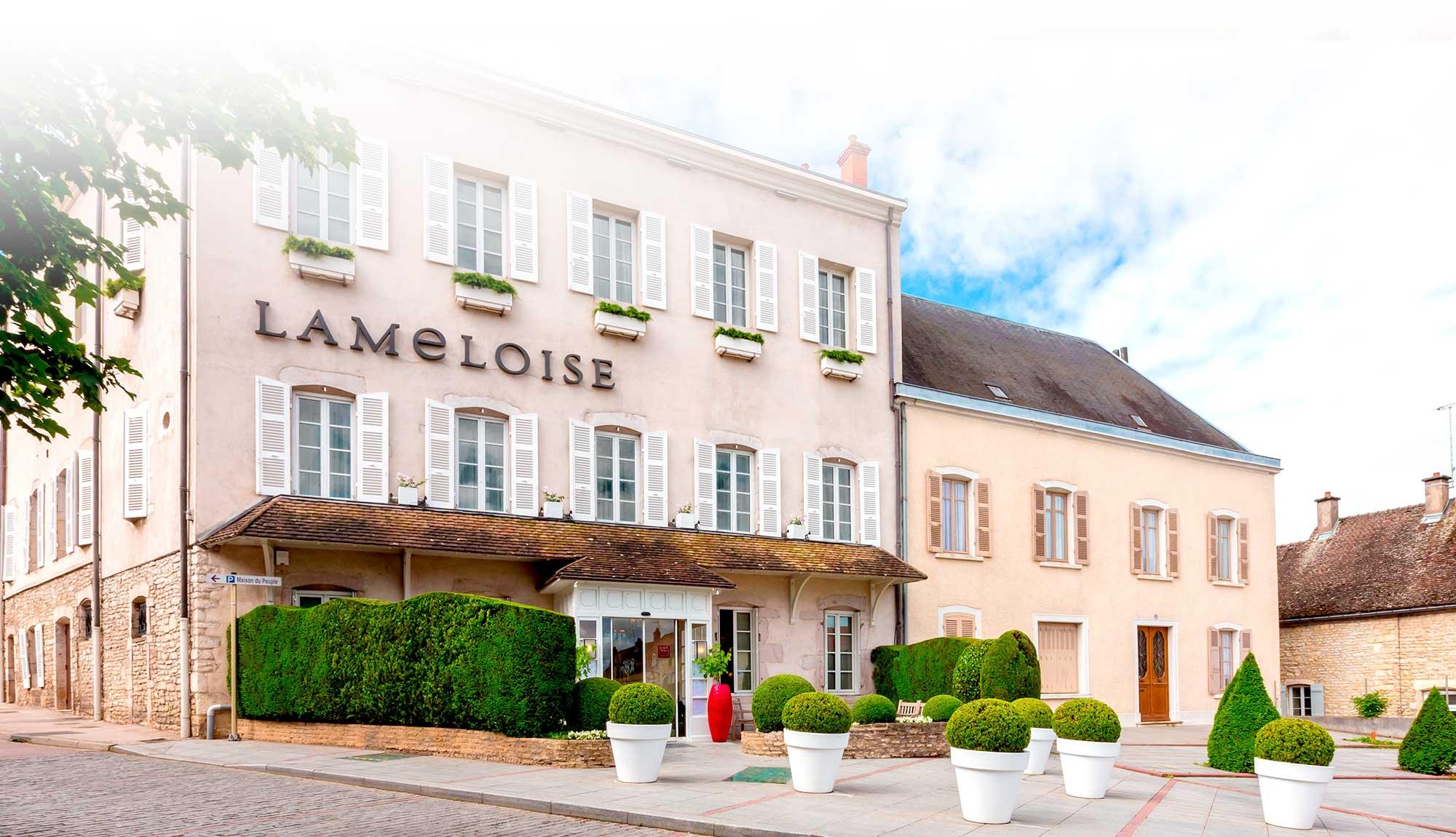 Carte De Bourgogne Michelin.Maison Lameloise Restaurant 3 Michelin Star Chagny